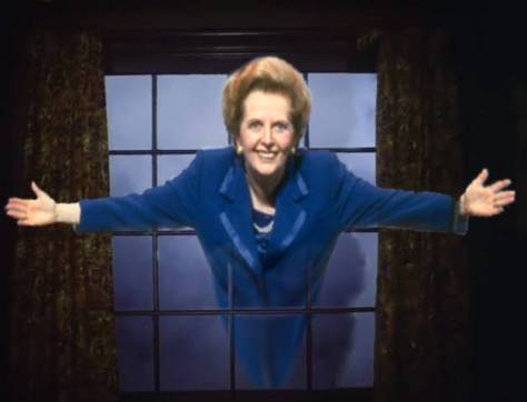 Thatcher scary