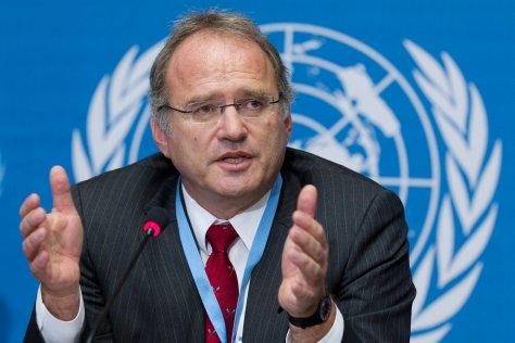 Christof Heyns, Special Rapporteur on extrajudicial, summary or arbitrary executions,