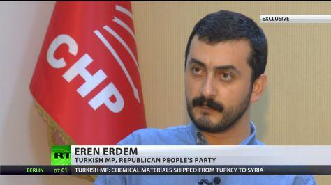 TurkishMPsarinISIS